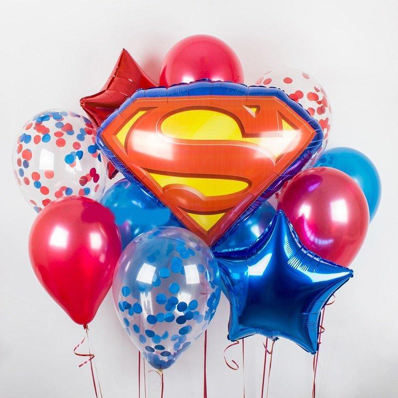 Картинки с днем рождения детям шарики